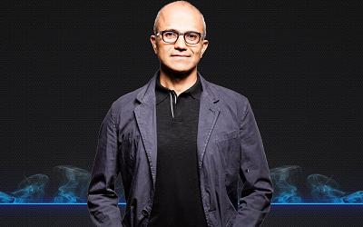 Satya Nadella Microsoft getting aggressive